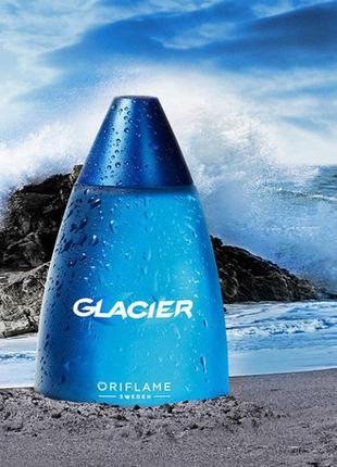 Туалетна вода glacier