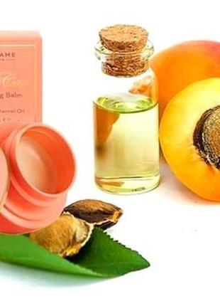 Специальное смягчающее средство с маслом абрикосовой косточки