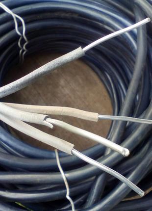 кабель 4-х жильный (алюминий)