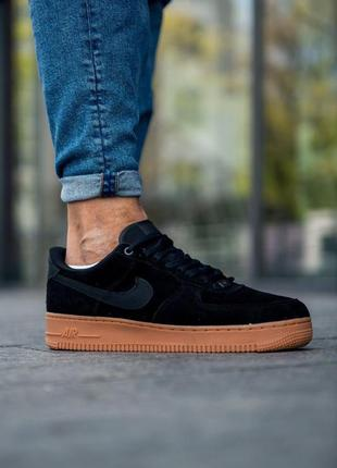 Nike – air force 1 '07 lv8 suede mens