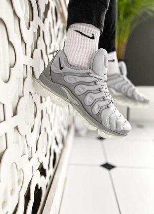 "Nike air vapormax plus ""grey"""