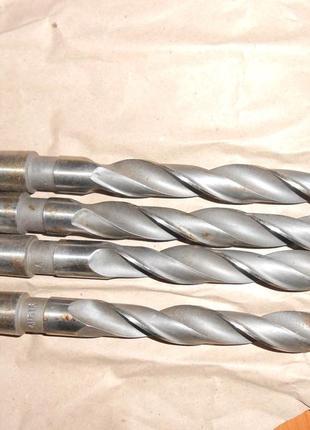 Сверло с коническим хвостовиком ф16.0, 16,5, 17,0 ,17,5 Р6М5
