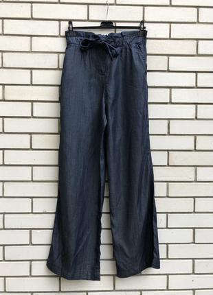 Новые джинсовые широкие брюки кюлоты next