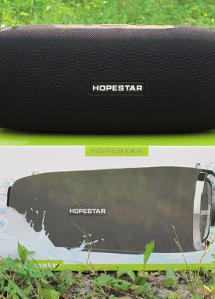 Беспроводная портативная колонка Hopestar A6 Мощная bluetooth