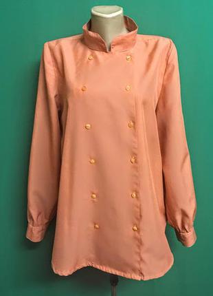 Терракотовая блуза # распродажа