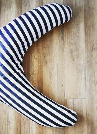 Подушка для беременных форма (бумеранг)