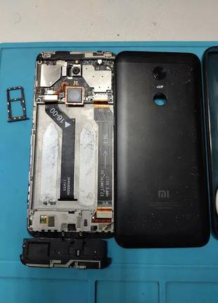 Xiaomi Redmi 5 plus 4 64gb неисправный запчасти разборка