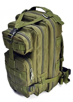Тактический, рюкзак  хаки 25 L