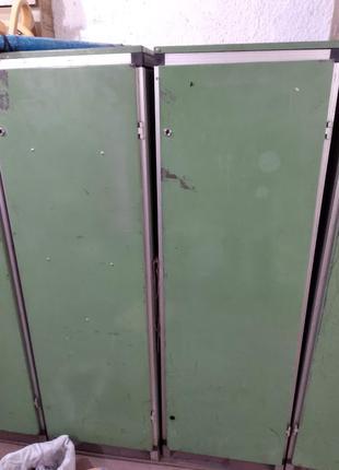 Железный Шкаф Электрический сборный