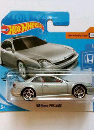 Hot Wheels Honda Prelude