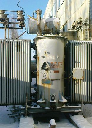 Трансформаторы силовые бу