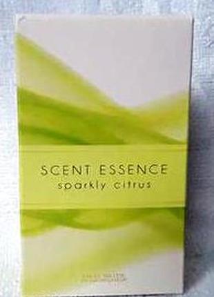 Туалетная вода avon scent essence sparkly citrus, 30 мл.