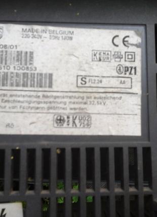 Philips 32PW960B/01 на запчасти шасси кинескоп корпус