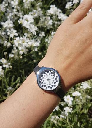Наручные женские часы spark на каждый день (кожанный ремешок +...