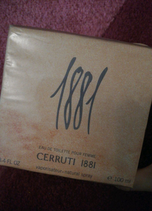Cerruti - 1881 Pour Femme (1995)