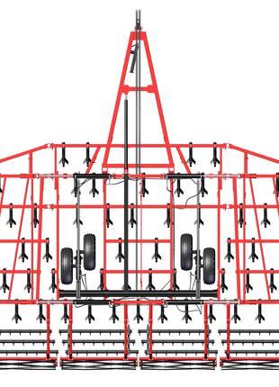 Культиватор 4-6-7-8-9-12-16 метрів