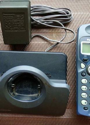 Pадиотелефон panasonic kx-tsd400ruf
