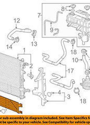Решетка радиаторов защитная Chevrolet Volt 11-15 22856576