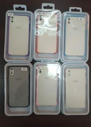 Прозрачные чехлы на Iphone 6/6s/6s Plus/7/7 Plus/8/8 Plus/X/XR