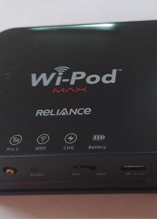Стильный 3G Wi-Fi модем ZTE AC 70