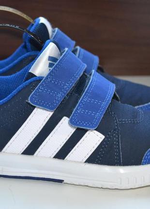 Adidas 29р кроссовки на липучках. оригинал