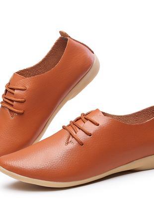 Туфли, мокасины женские (осень/весна)