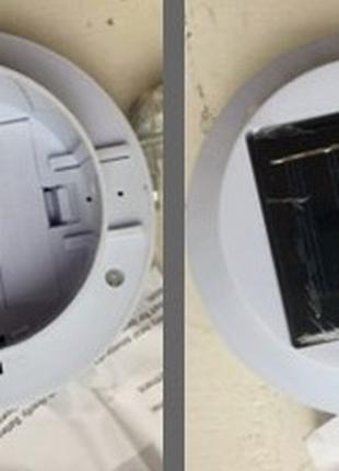 2 Cветильник на солнечной батарее с аккумулятором АА