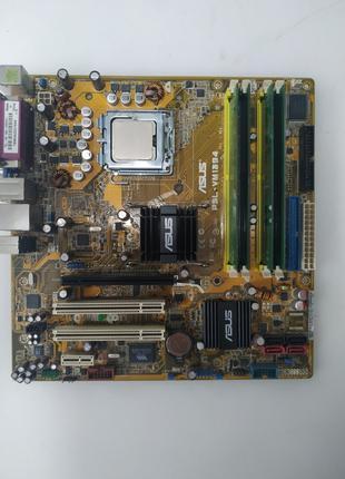 Материнская плата ASUS P5L-VM 1394 (LGA775, Intel 945G, 4 слота п
