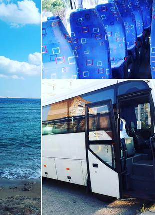 Пассажирские перевозки автобусом ISUZU 28 мест