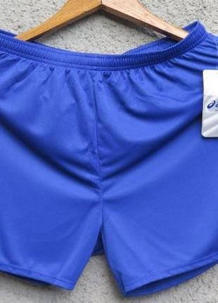 Asics новые мужские шорты 46 48 50 l xl asics чоловічі шорти l xl