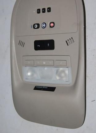 Плафон освещения перед Chevrolet Volt 11-15 22754896