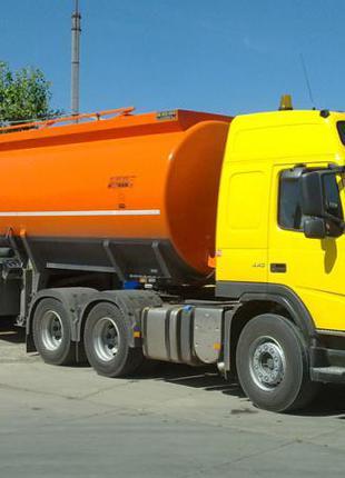Услуги перевозок светлых нефтепродуктов