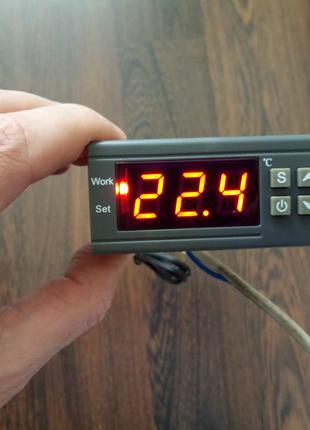 Термостат Терморегулятор MH1210w