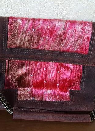 Маленькая винтажная сумочка espinoza