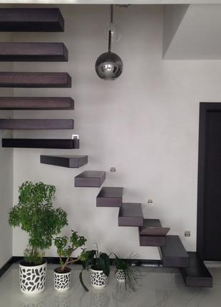 Лестницы, изготовление.