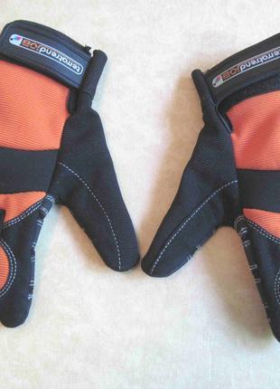 Мото вело перчатки TerratrendJob, размер M