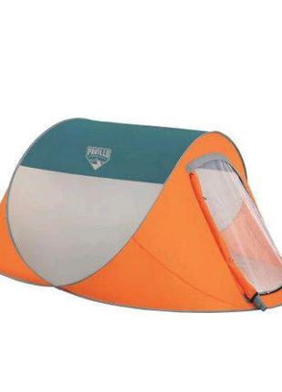 Палатка туристическая 2х местная Bestway 68004, размер 235*145*10