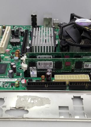 Материнская плата Intel DG31PR (Socket 775/ intel G31)