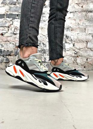 Стильные кроссовки adidas yeezy kanye west 700