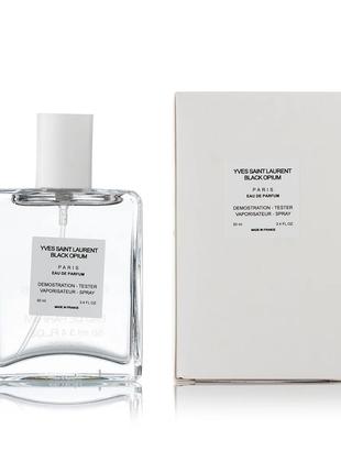 Женский мини-парфюм тестер Yves Saint Laurent Black Opium Parfum