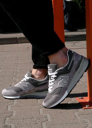 Кроссовки New Balance 997 Gray