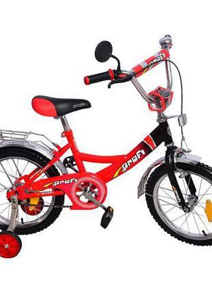 Велосипед PROFI детский 14 красный 850 грн.