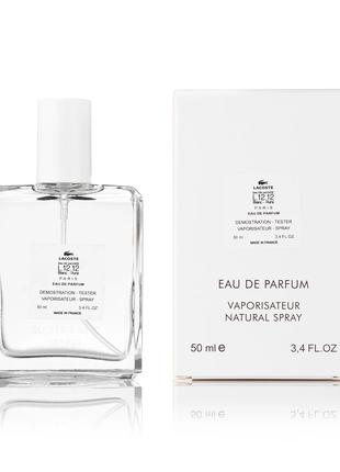 Мужской парфюм-тестер Lacoste Eau De L.12.12 Blanc- Pure (50 мл)