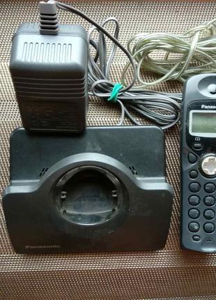 Pадиотелефон panasonic kx-tsd400rub