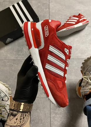 Кроссовки мужские adidas zx 750 red/whtie. арт: 1852