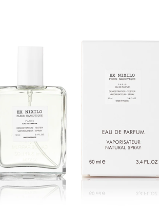 Мини-парфюм тестер Ex Nihilo Fleur Narcotique (Унисекс) - 50 мл