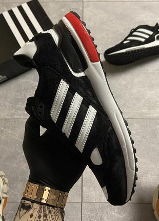 Кроссовки мужские  adidas zx 750 black/white (арт: 1836)