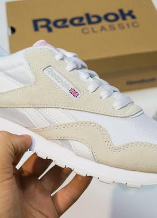 Оригинальные кроссовки Reebok CL Nylon 6394