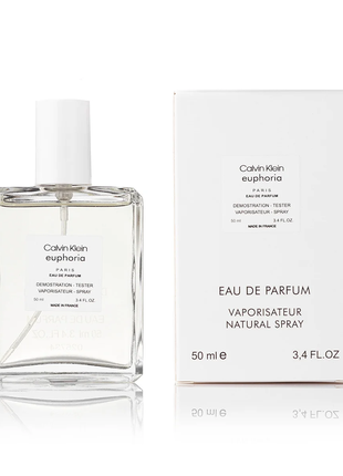 Женский мини-парфюм тестер Calvin Klein Euphoria (50 мл)