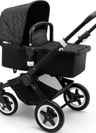 Детская коляска Bugaboo Buffalo Shiny Chevron 2в1